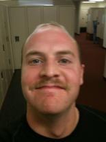 Brad Oliver's Mustache