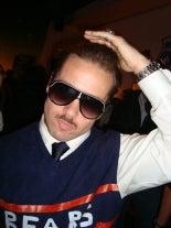 Greg 'Stachekowsky's Moustache