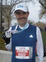 Simon Durkin's Mustache