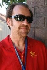 Mr. West's Wild Mustache