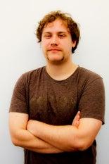 Daniel Schwartz's Mustache