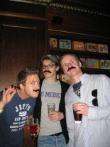 Reed Langhofer's Mustache