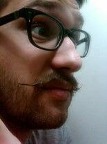 Jeffrey William Polley I's Mustache