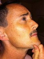 Matt Irvine's Mustache