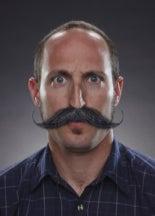 Colin Held's Mustache