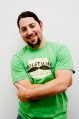 Paul Farina's Mustache