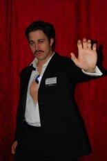 Damon Waldron's Mustache