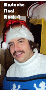 Jamey Hadden's Mustache
