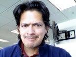 Gilberto Medrano's Mustache