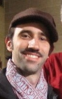Matthew Hoagland's Mustache