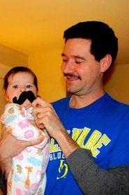 Kerrin Wolf's Mustache