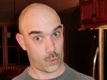 Jason Fearon's Mustache
