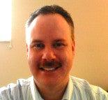 Michael Carney's Mustache