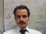 Mel's Mustache:  Same one I had in 8th Grade