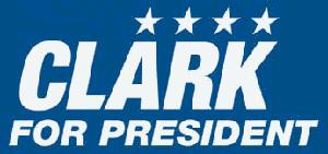 Wes Clark for President