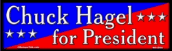 Chuck Hagel for President