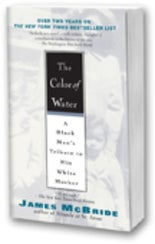 The Color of Water Riverhead Books Challenge
