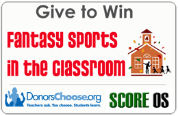 Fantasy Sports for Education Challenge