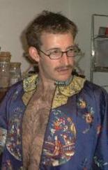 Mitch 'Murstache' Goldman