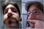 Jeff (One-Half, Twin-Stache) DelViscio