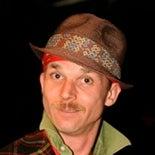 Pierre Stroud's mustache