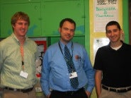 The Men of Gwynns Falls Elementary