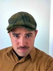 Matthew Trevino's Mustache