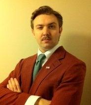 Alex Bluhm's Mustache: Rough Rider