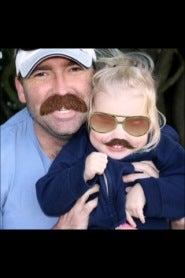 Ryan Darmody's Mustache