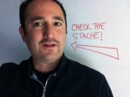Jon Ruiz's Mustache