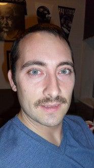 Benaiah Lee's Mustache