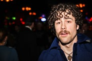 Nick Oates...Not Hall! Greer's Mustache