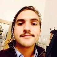 Mr. Zimmermann's Mustache