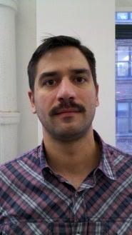 Greg Whitescarver's Mustache 2011