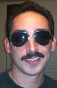 Ross Nice's Mustache