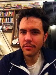 Lincoln Ritter's Mustache