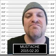 Andy Walton's Mustache
