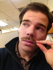 Gregory Cohan's Mustache