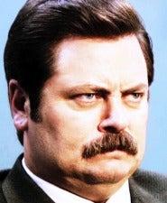 David McIntyre's Mustache