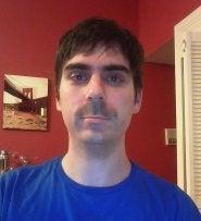 Travis's Mustache
