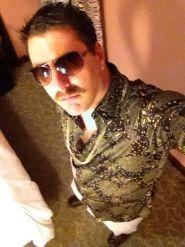 Jeff Kahsen's Marvelous Mustache