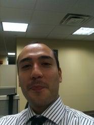 Andrew Lascar's Mustache