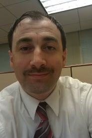 Rudy Kajtezovic's Mustache
