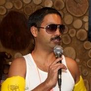 Pranav Saha's Mustache