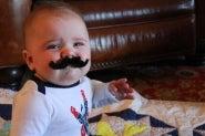 Daniel Baldwin's Mustache - Lil' Ed