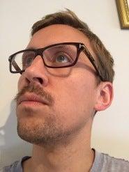Steven Miller's Mustache