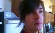 Theresa Stanley's Mustache