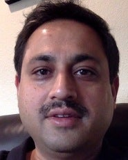 Ani Chauhan's Mustache