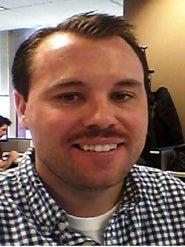 Corey Backo's Mustache