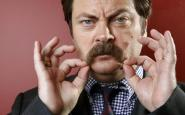 Sean McGann's Mustache